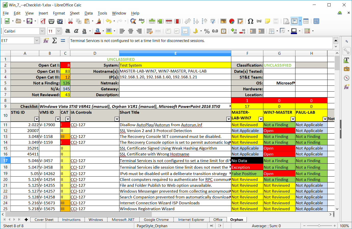 Cci Archives   Cyber Perspectives, Llc. Together With Cis Benchmark Excel Spreadsheet