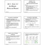 Chemistry Unit 4 Worksheet 2 Avogadro S Hypothesis Answers Or Chemistry Unit 4 Worksheet 2