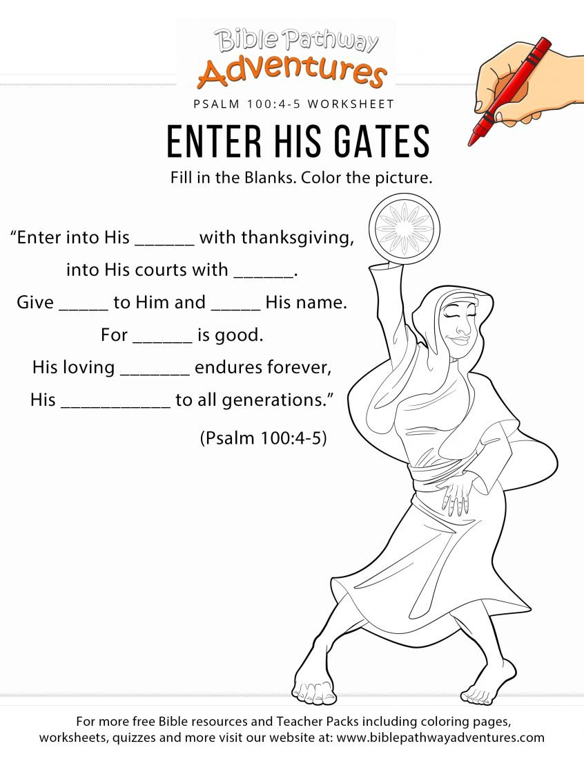 Coloring Free Bible Story Coloring Pages Awesome Psalm Worksheet Inside David And Goliath Worksheets