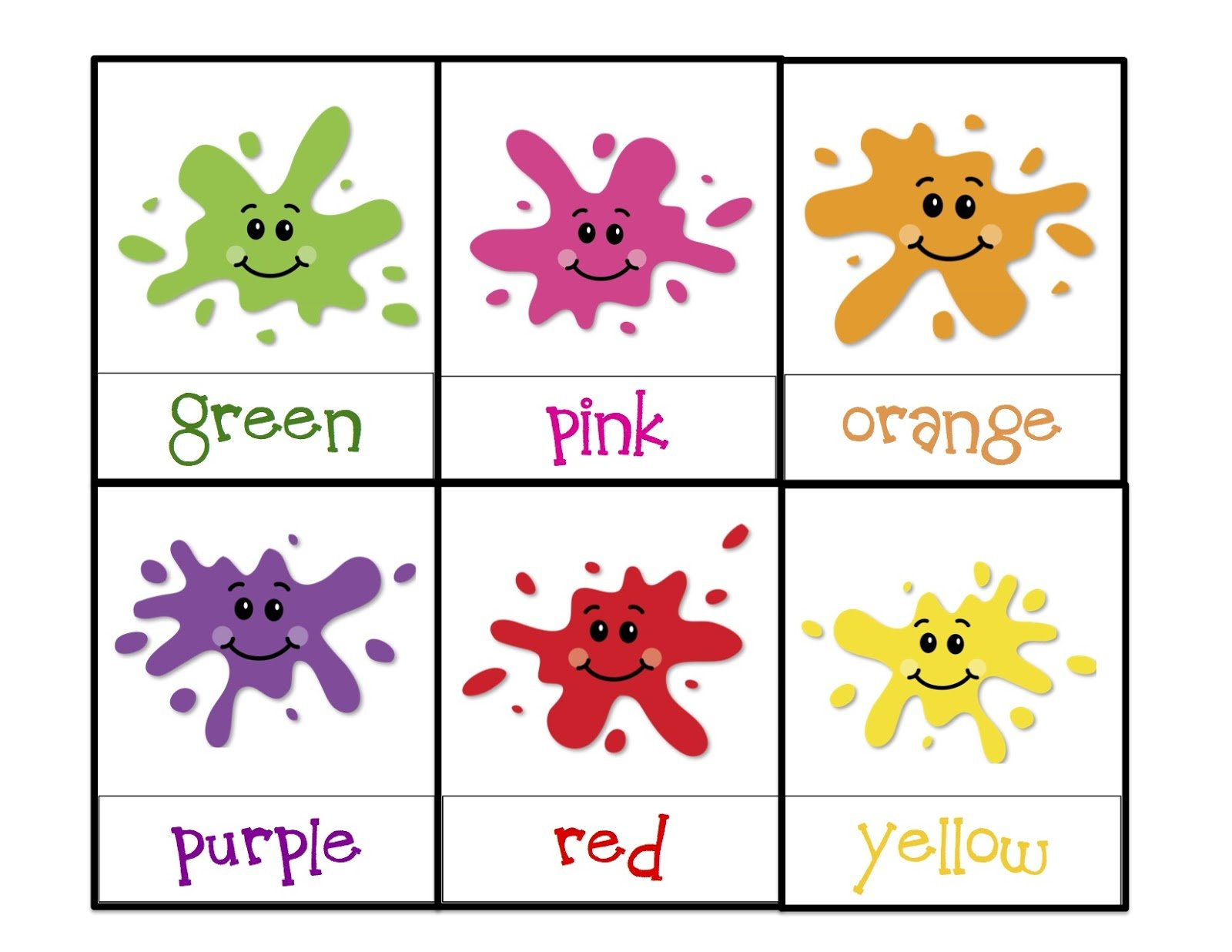 Coloring Ideas  Colors Printable Worksheets All And Share Free Year And Free Printable Educational Worksheets For 3 Year Olds