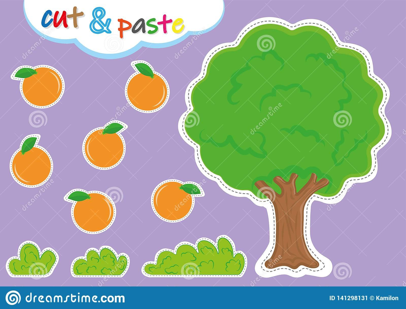 Cut And Paste Activities For Kindergarten Preschool Cutting And Or Cut And Paste Worksheets For Kindergarten