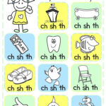 Digraphs  Sh Ch Th  Multiple Choice Worksheet  Free Esl For Th Worksheets Printable