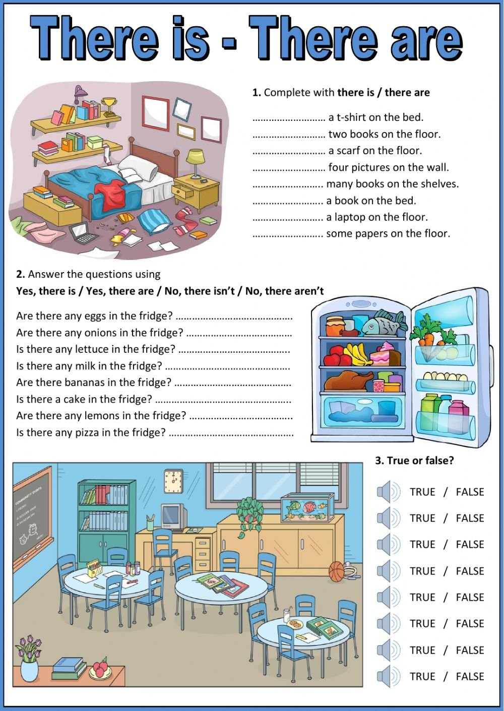 English As A Second Language Esl Interactive Worksheets With Non English Speaking Students Worksheets