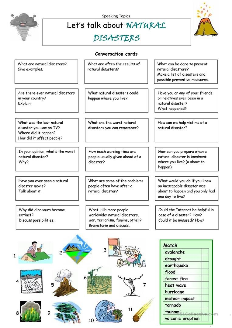 English Esl Earthquake Worksheets  Most Downloaded 16 Results And Earthquake Worksheets Pdf