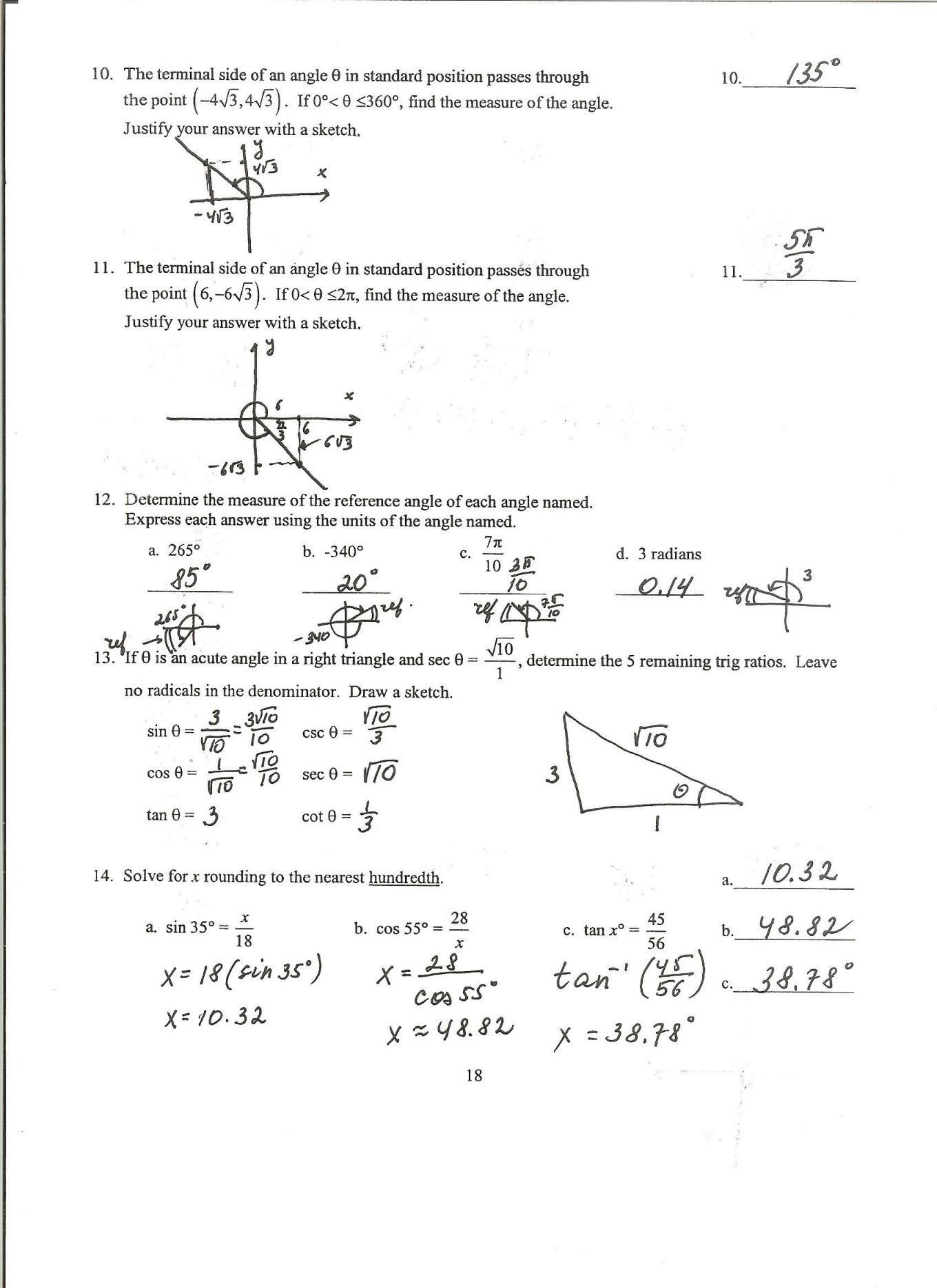 Exponent Review Worksheet Answers  Briefencounters Regarding Exponent Review Worksheet Answers