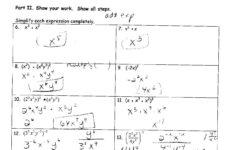 Factoring Polynomials Worksheet 650841  Grade 10 Math Factoring for Unit 2 Worksheet 8 Factoring Polynomials Answer Key