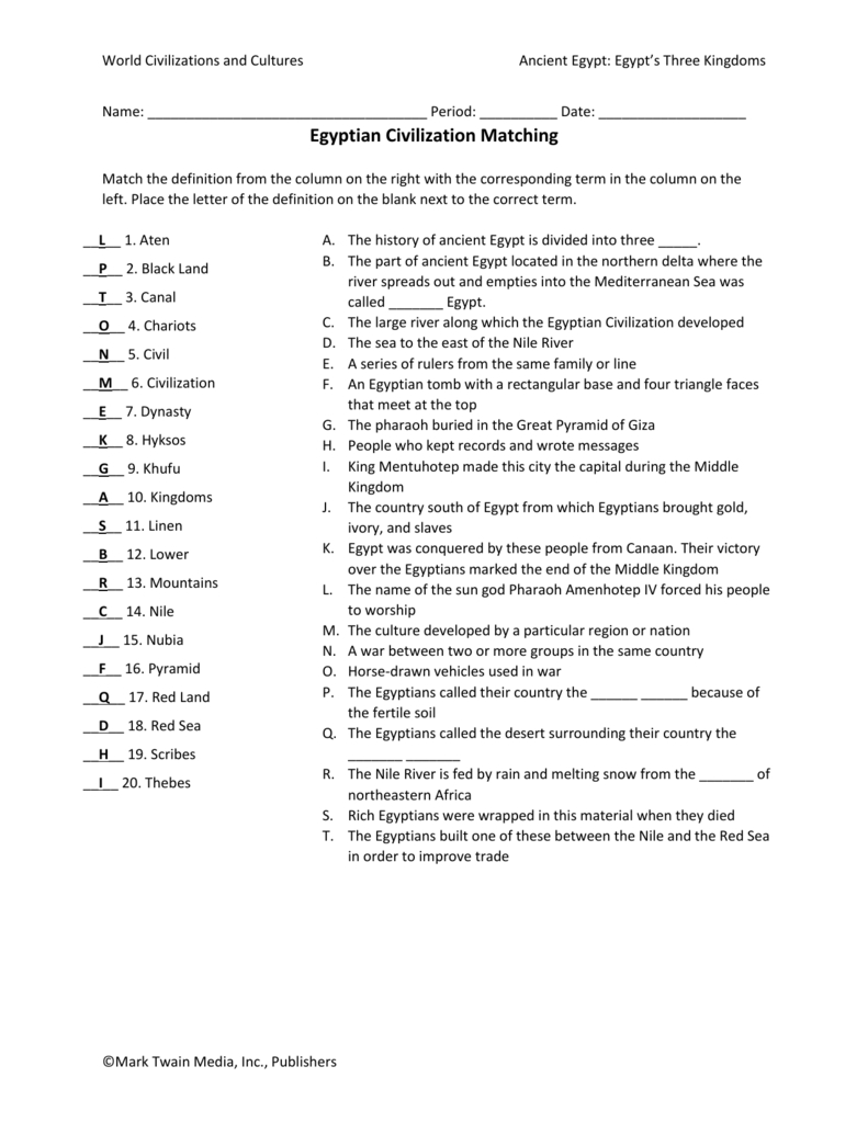 File As Well As Mark Twain Media Inc Publishers Worksheets Answers