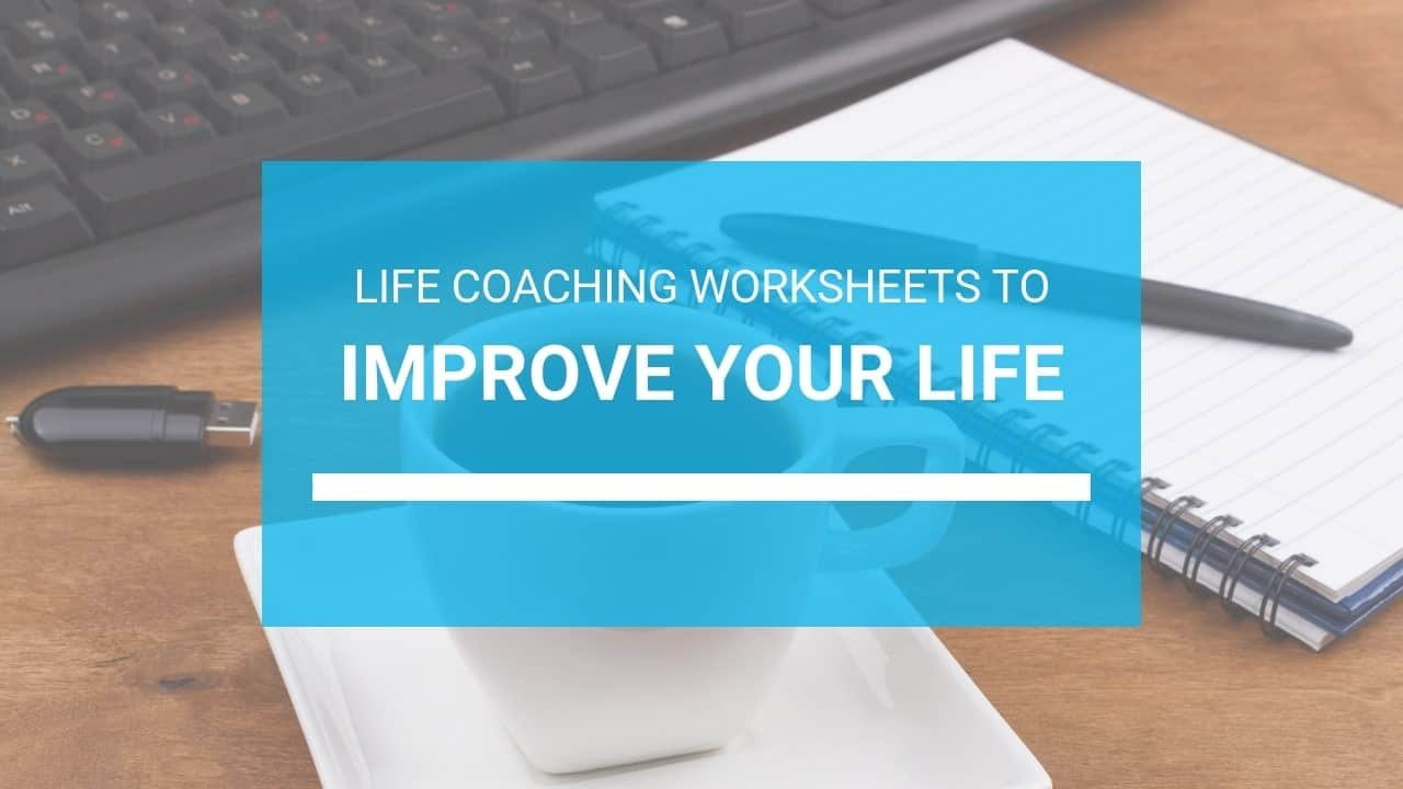 Free Life Coaching Worksheets  Life And Business Coach Pertaining To Life Coaching Worksheets