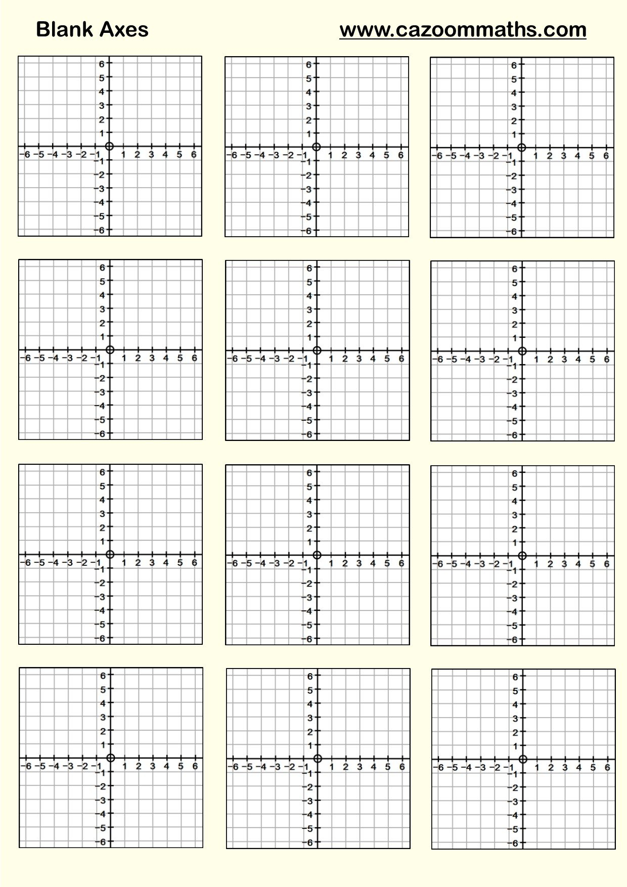 Free Linear Equations Worksheet  Cazoom Maths Also Graphing Linear Functions Worksheet