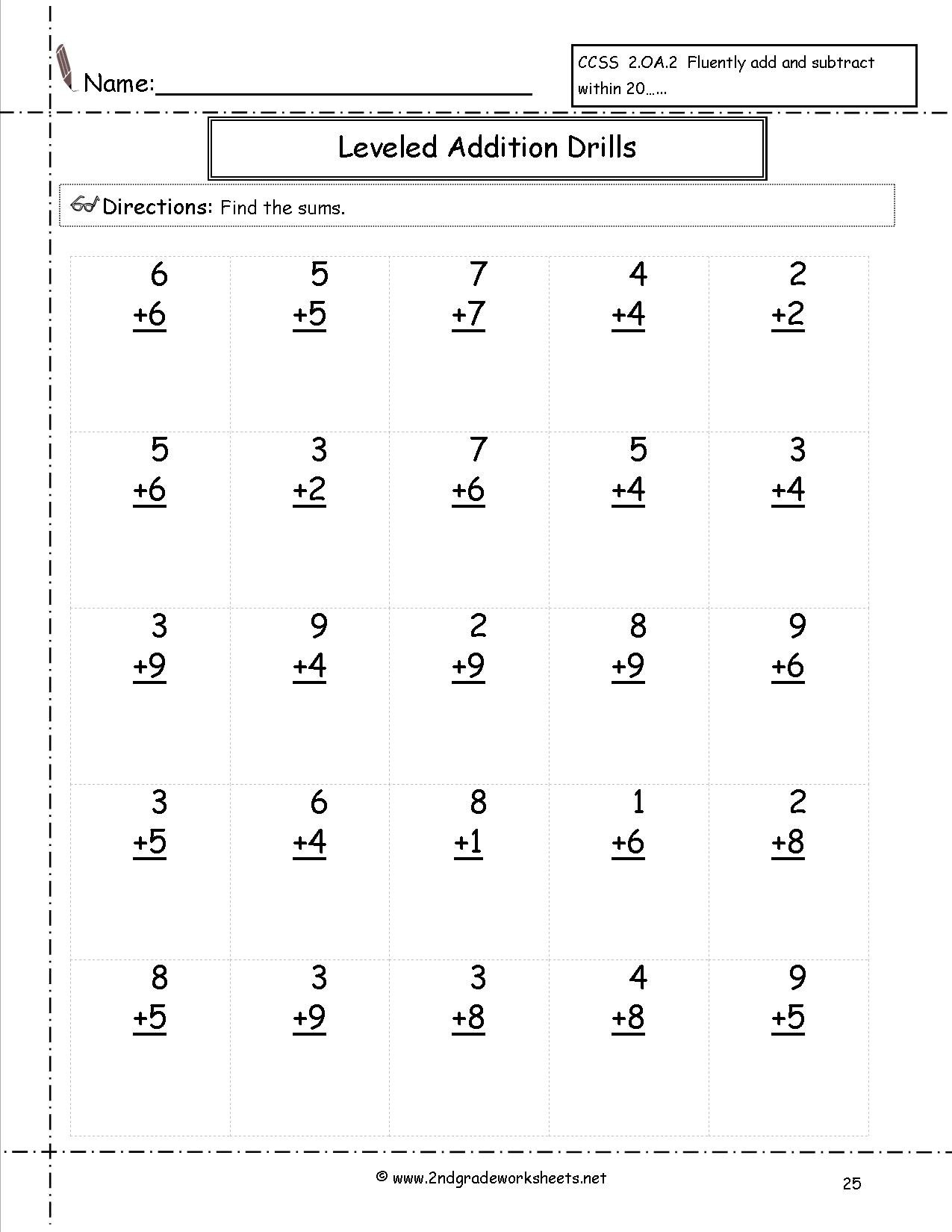 Free Math Worksheets And Printouts Together With Time Worksheets For Grade 1