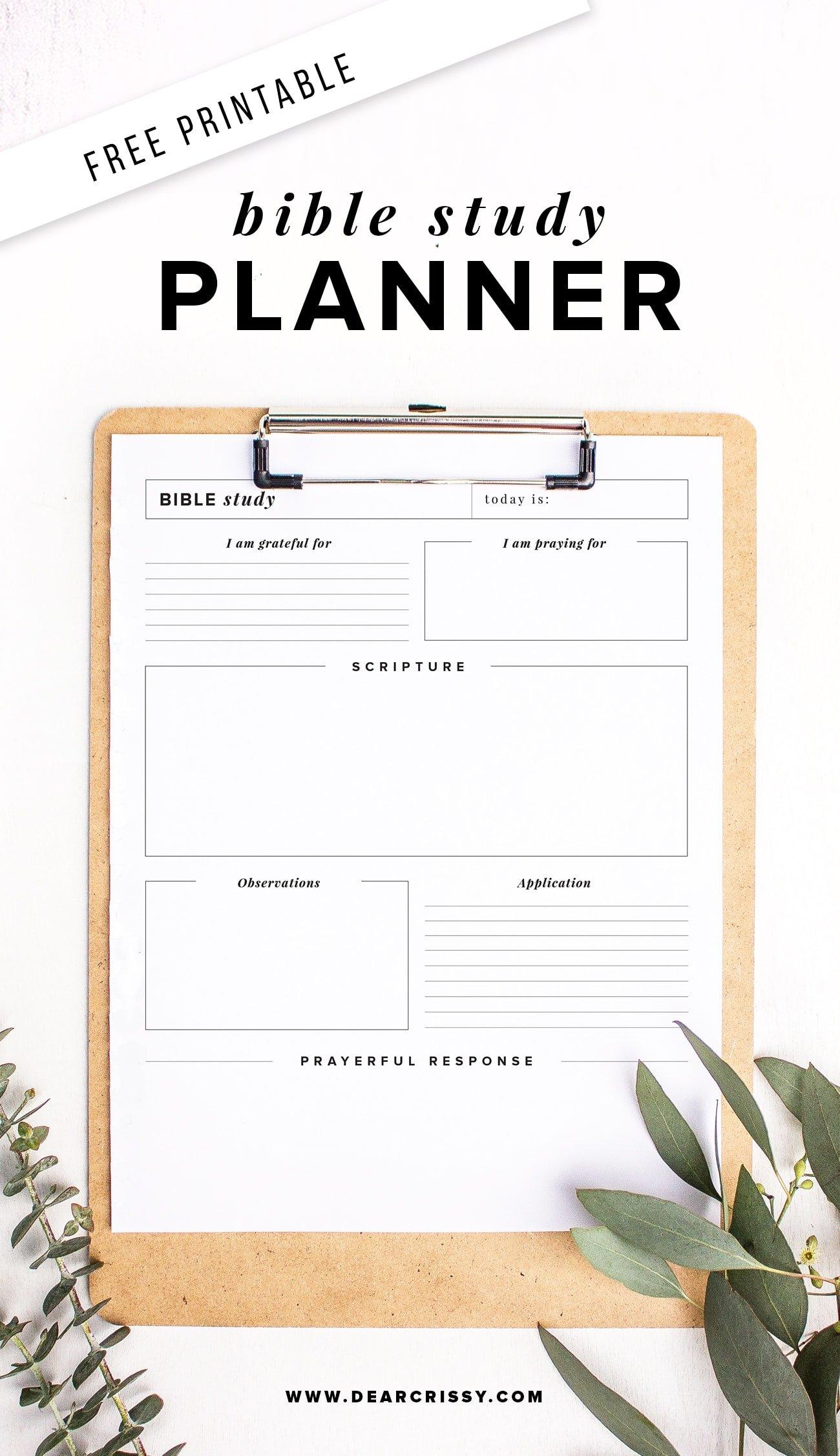 Free Printable Bible Study Planner  Soap Method Bible Study Worksheet Inside Bible Study Worksheets