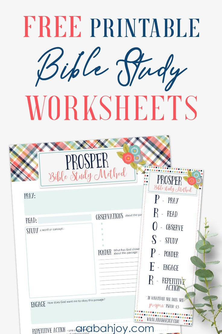 Free Printable Bible Study Worksheets As Well As Free Printable Bible Study Worksheets