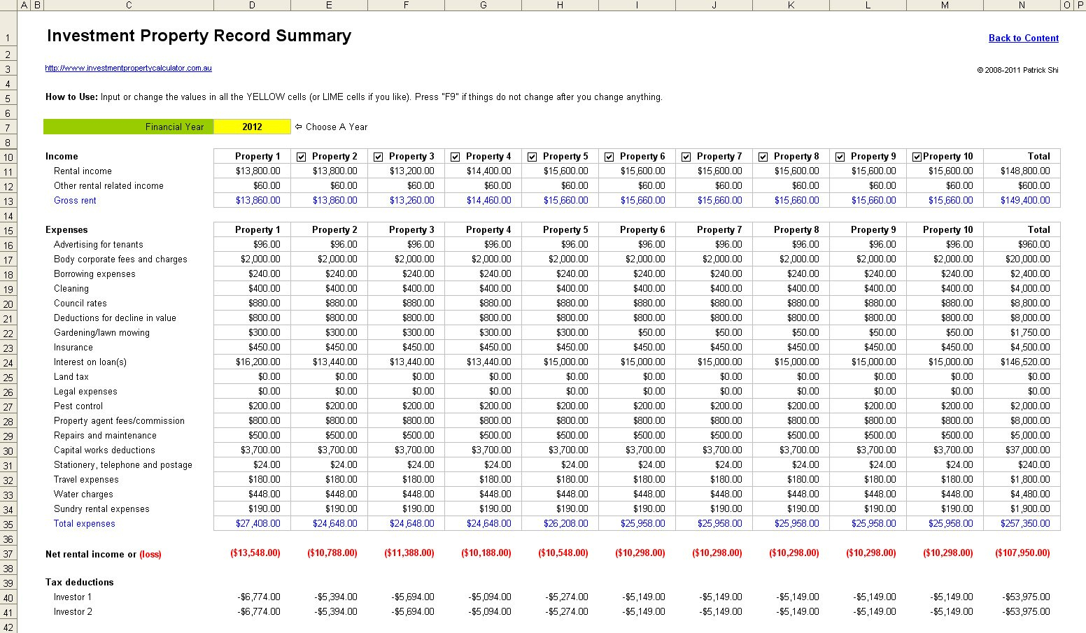 Free Rental Property Management Spreadsheet In Excel Regarding Rental Property Management Spreadsheet Template