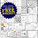Free Worksheets  200000 For Prek6Th  123 Homeschool 4 Me Inside Free Bible Worksheets For Kids