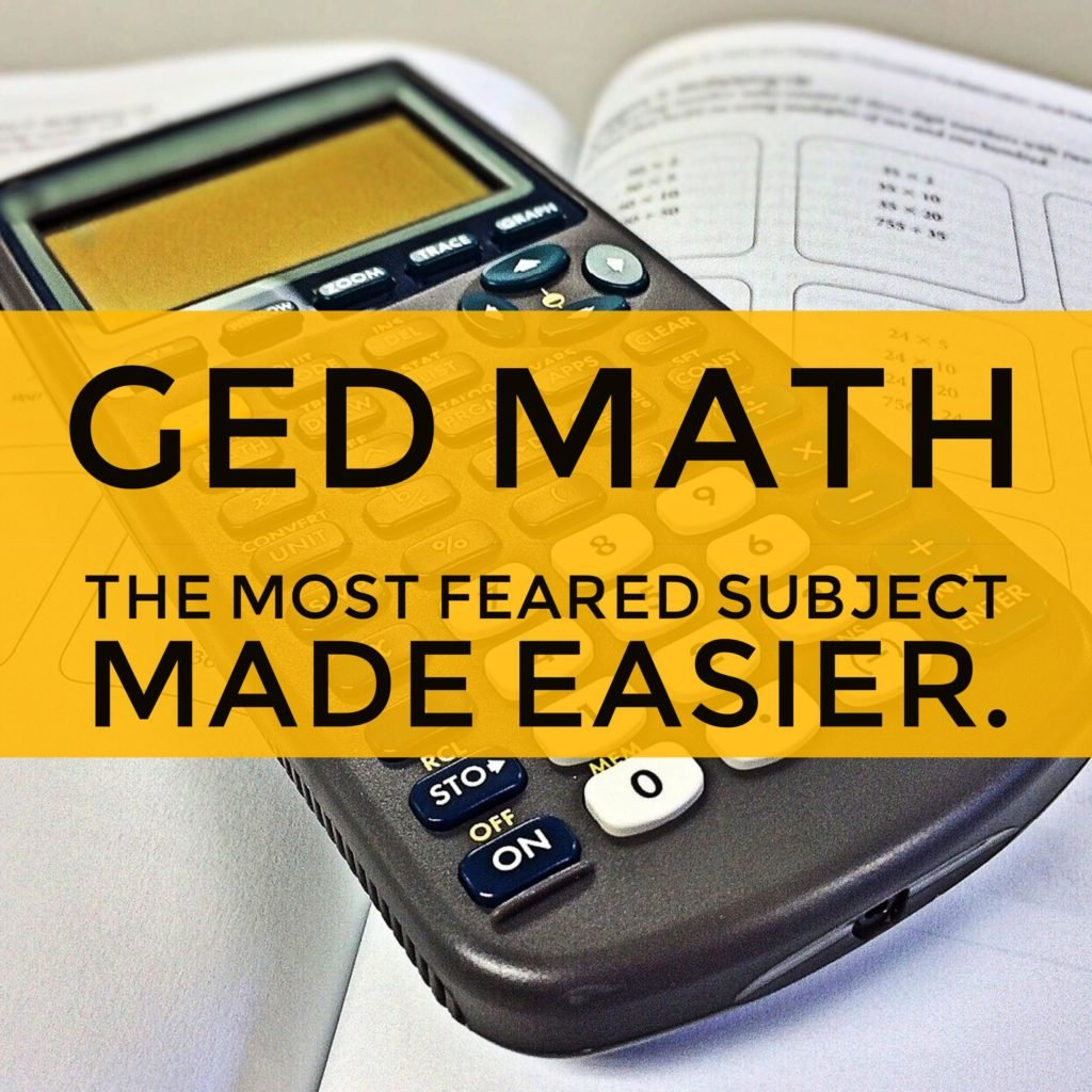 Ged Math Test Guide  2019 Ged Study Guide  Testpreptoolkit In Pre Ged Math Worksheets