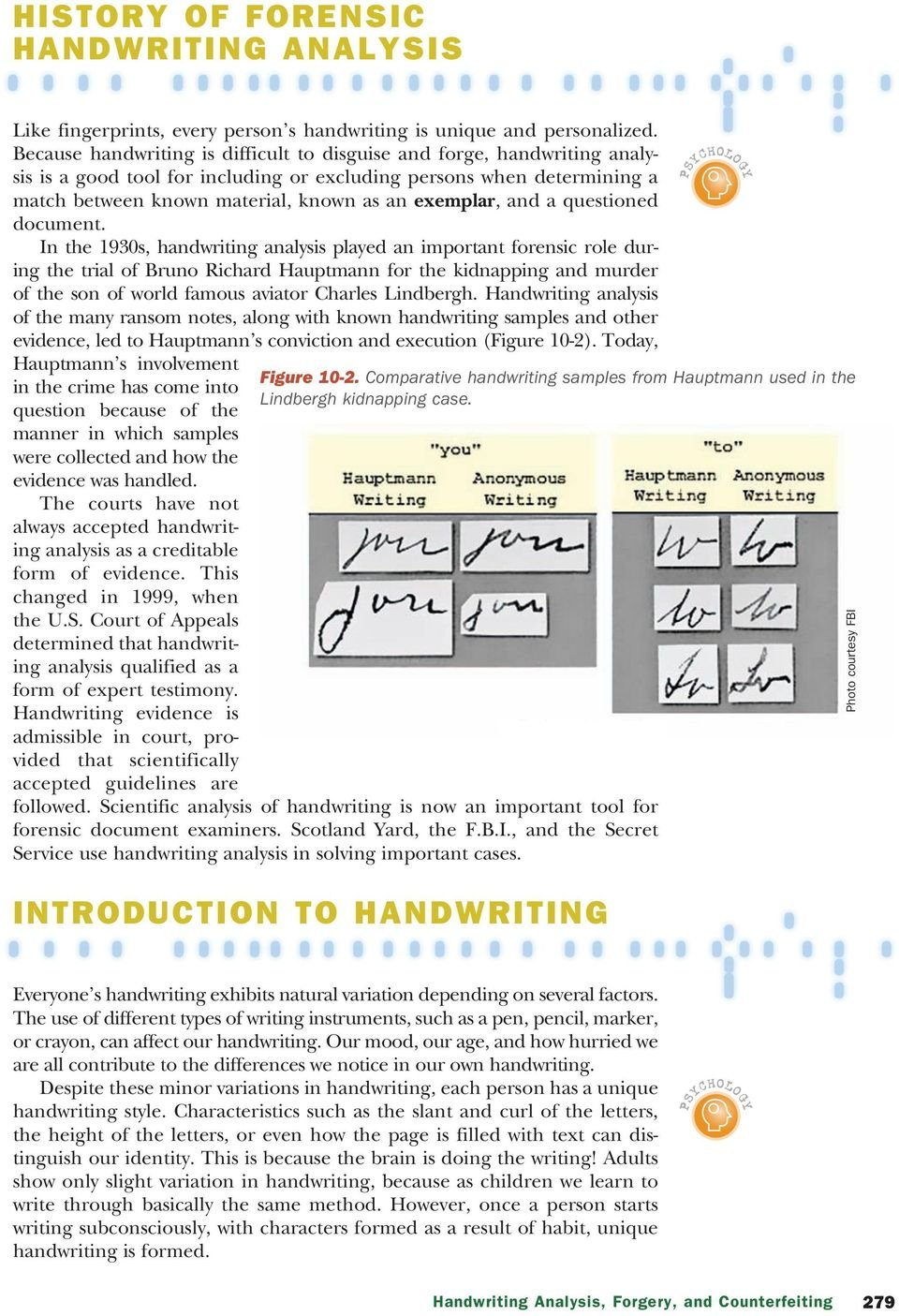 Handwriting Analysis Forgery And Counterfeiting  Pdf Regarding Handwriting Analysis Forgery And Counterfeiting Worksheet