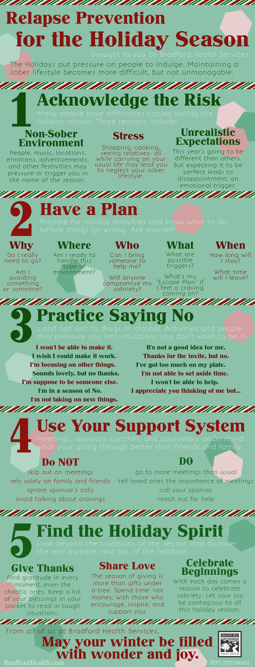 Holidays And Recovery Worksheet  Yooob Pertaining To Coping With The Holidays Worksheet