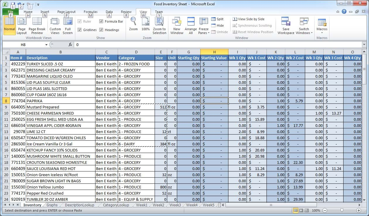 "How Can I ""group By"" And Sum A Column In Excel?   Super User For Example Of Spreadsheet Data"