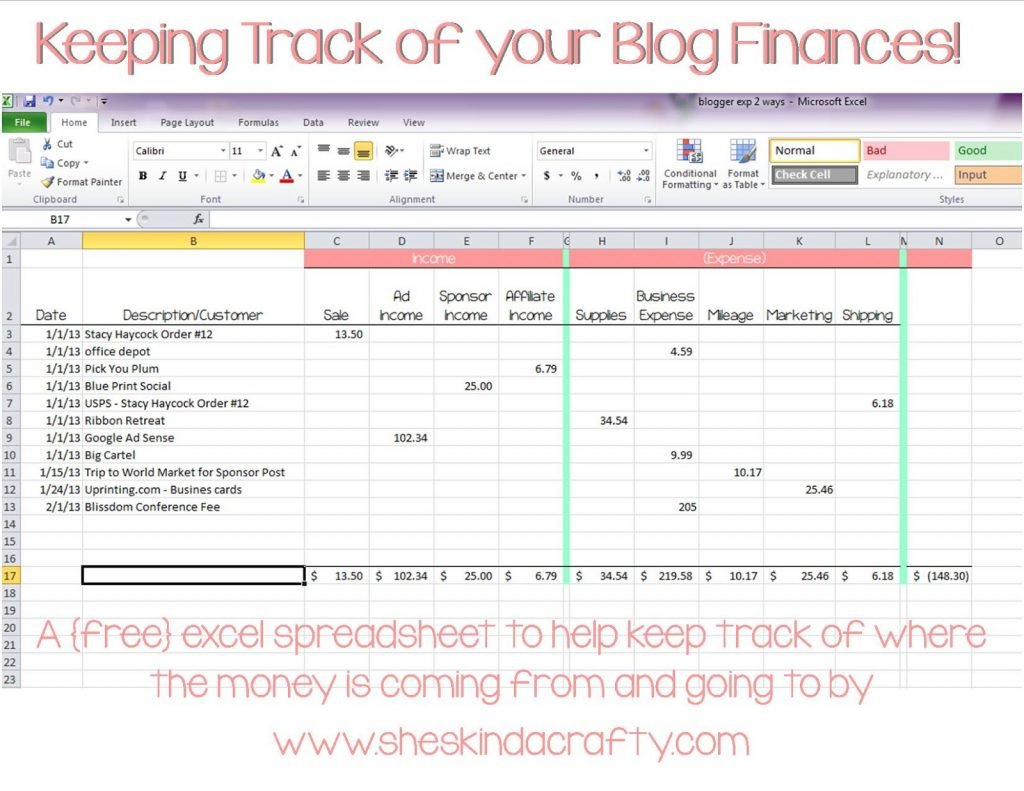 How To Keep Budget Spreadsheet Excel Track Of Spending Yelom ... As Well As How To Keep Track Of Spending Spreadsheet