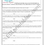 Human Rights´ Abuse  Esl Worksheetsilviacilia For Harassment Lesson Plans Worksheets