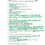 Ideas Collection Bill Nye Space Exploration Worksheet The Best Together With Bill Nye Motion Worksheet Answers