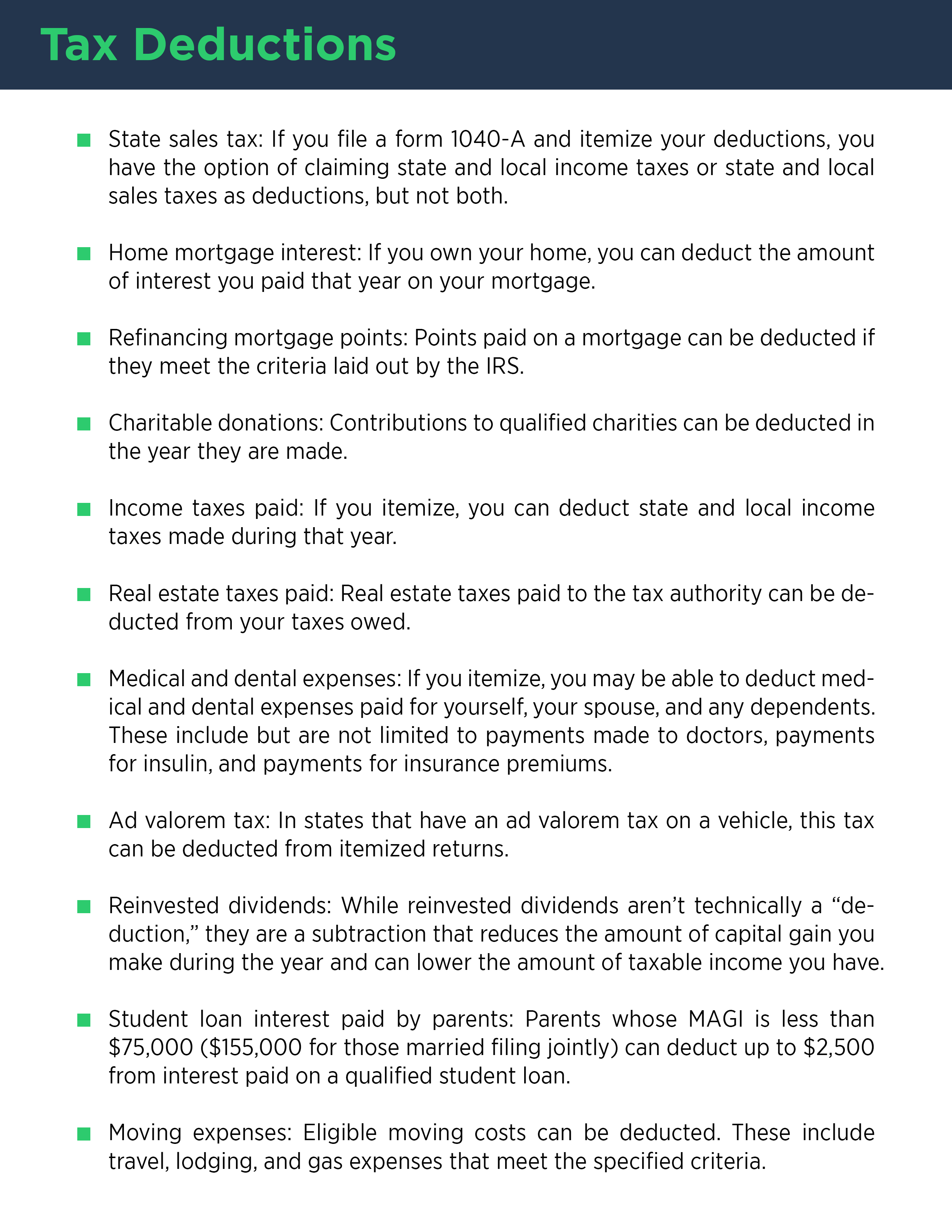 Income Tax Guide For 2018  The Simple Dollar Intended For Qualified Dividends And Capital Gain Tax Worksheet 2017