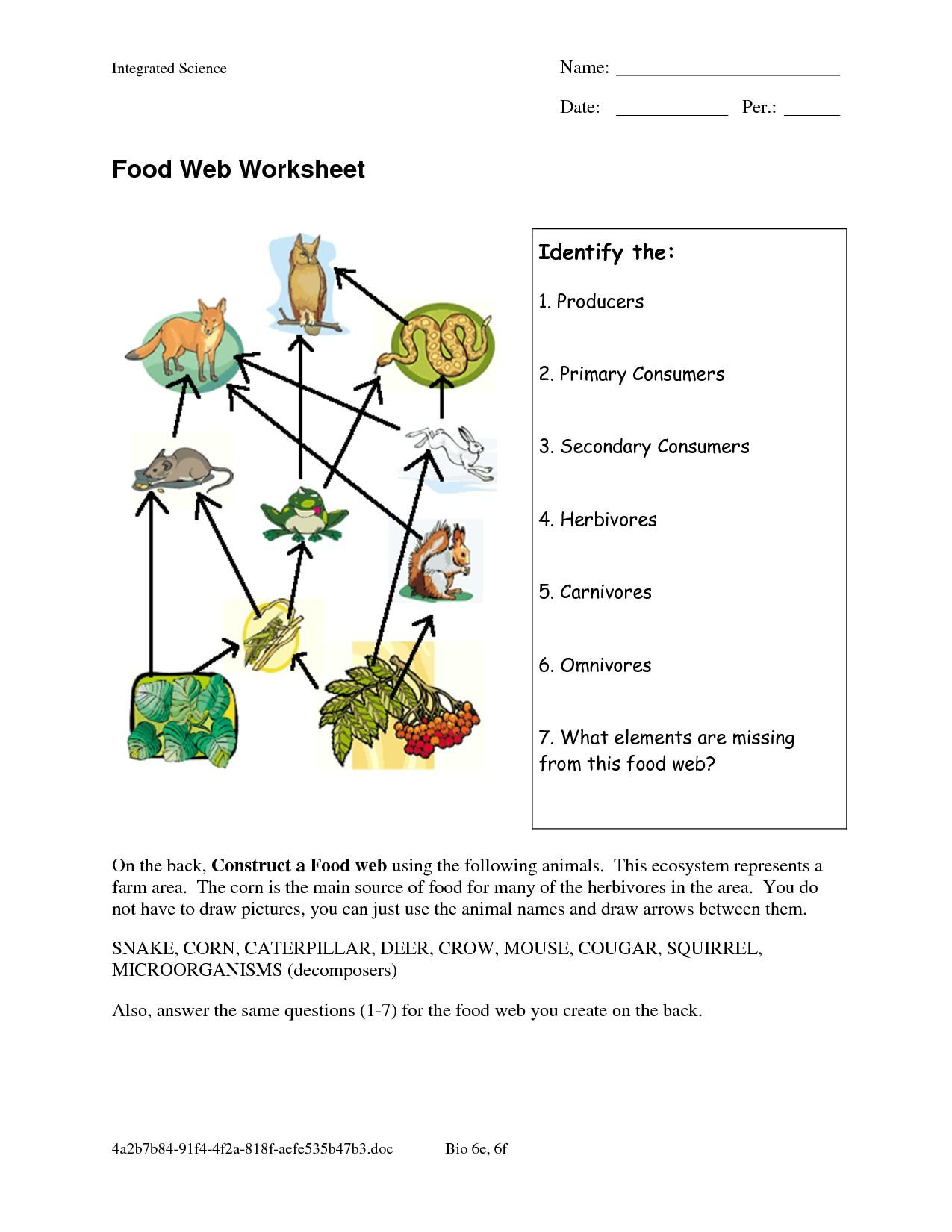 Introduction To Biotechnology Worksheet Answers  Briefencounters Throughout Introduction To Biotechnology Worksheet Answers