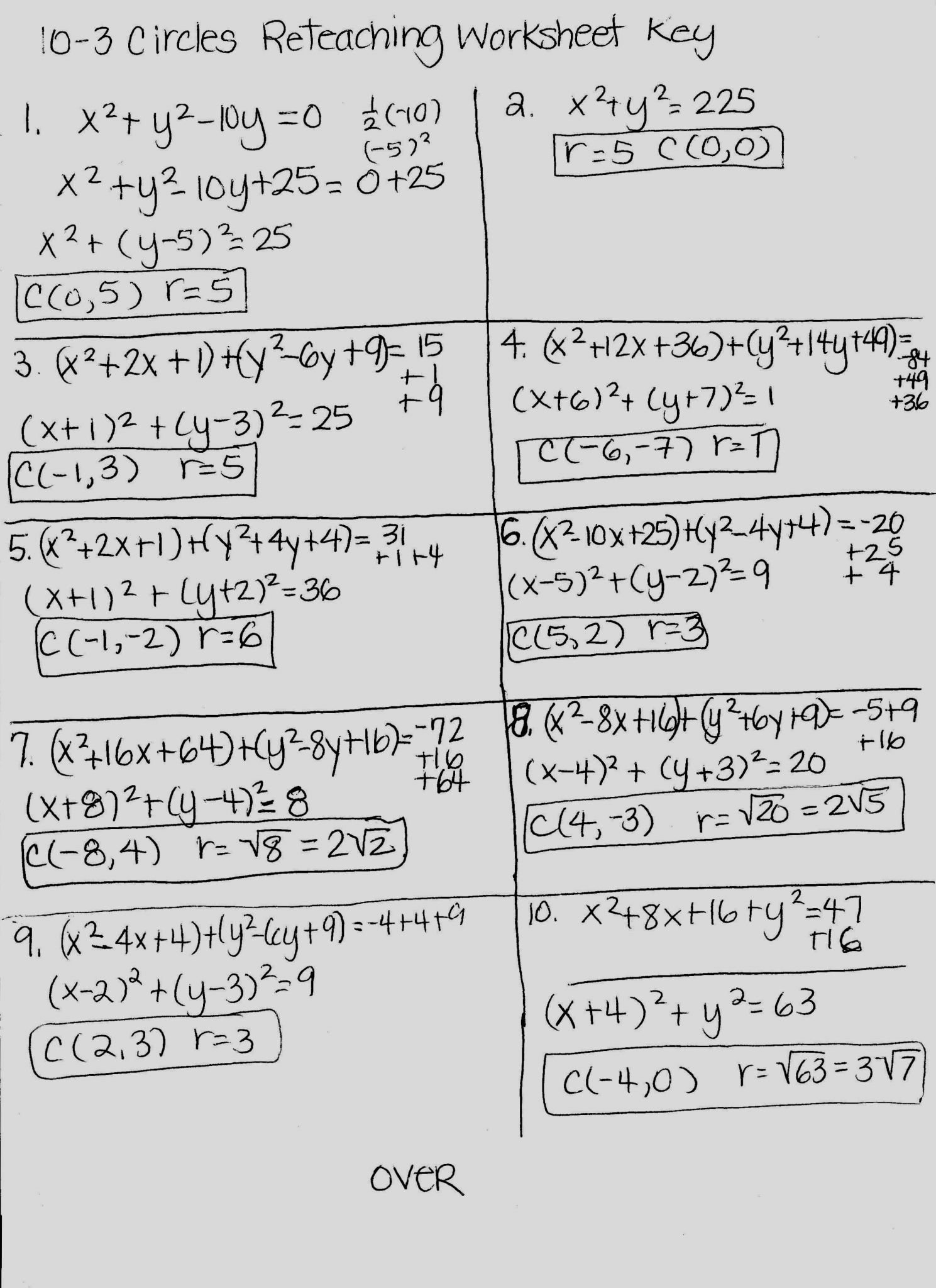 Inverse Functions Worksheet Answer Key  Briefencounters Inside Precalculus Inverse Functions Worksheet Answers