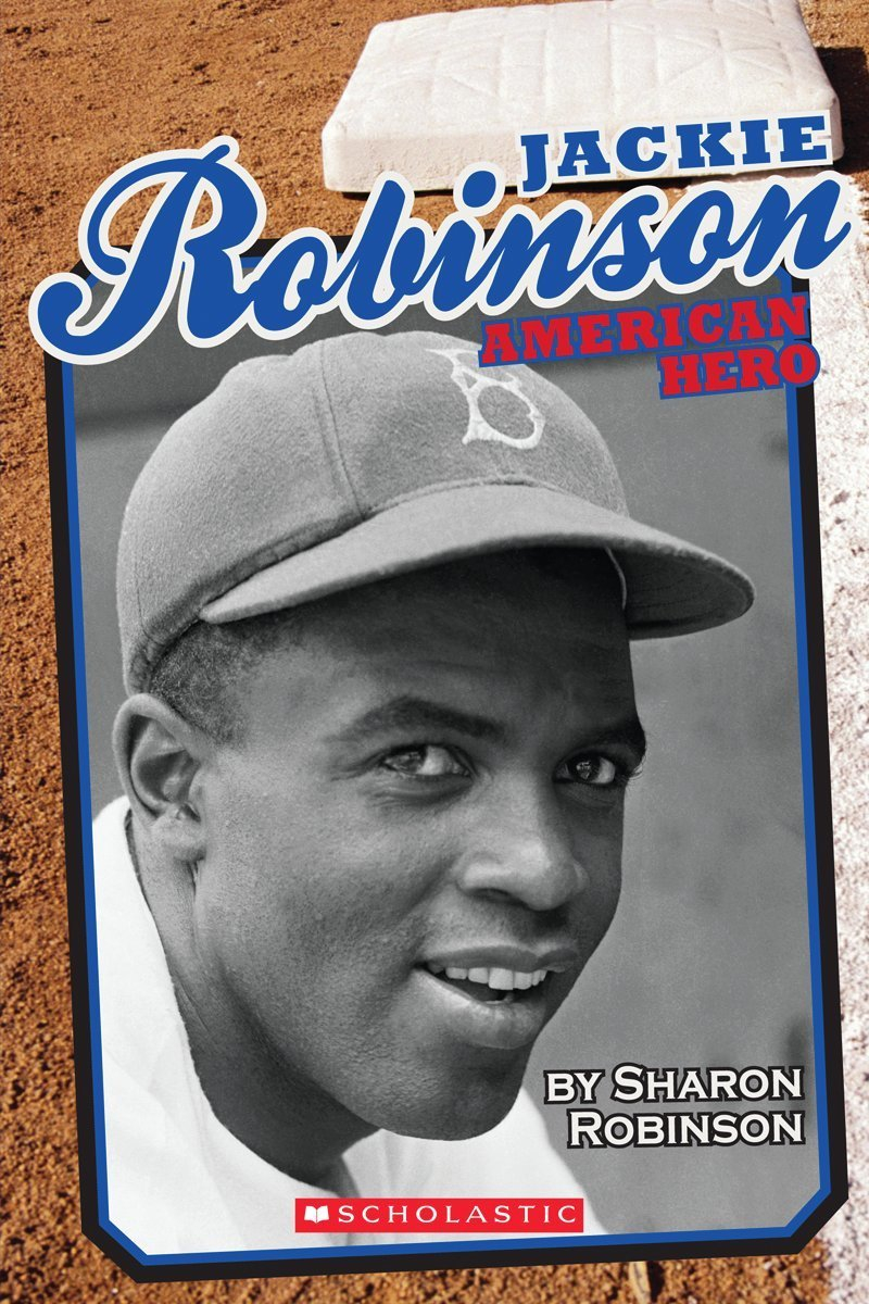 Jackie Robinsonsharon Robinson  Scholastic For Jackie Robinson Worksheets 5Th Grade