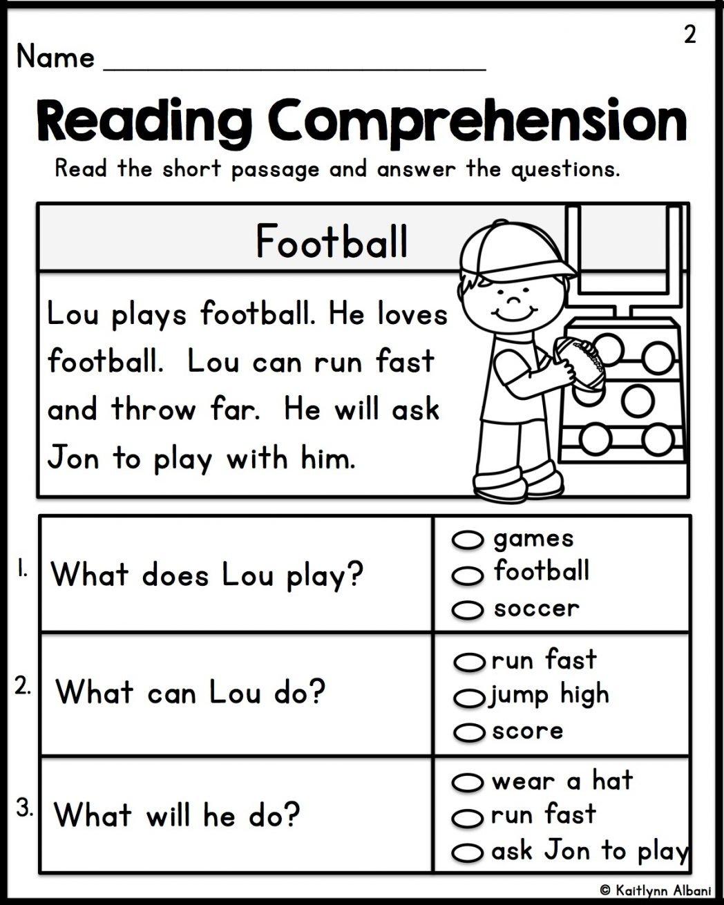 Kindergarten Reading Printable Worksheets 85 Images In Collection Throughout Kindergarten Reading Printable Worksheets