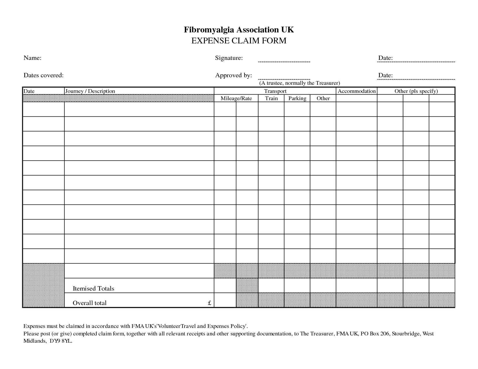 Mcgill Expense Report Per Diem And Per Diem Request Form Template ... Along With Per Diem Tracking Spreadsheet