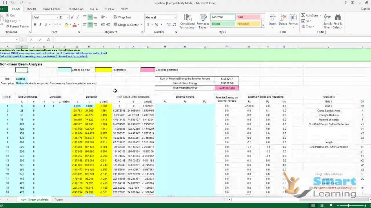 Mechanical Engineering Design Spreadsheet Toolkit(Contains More Than ... In Mechanical Engineering Excel Spreadsheets
