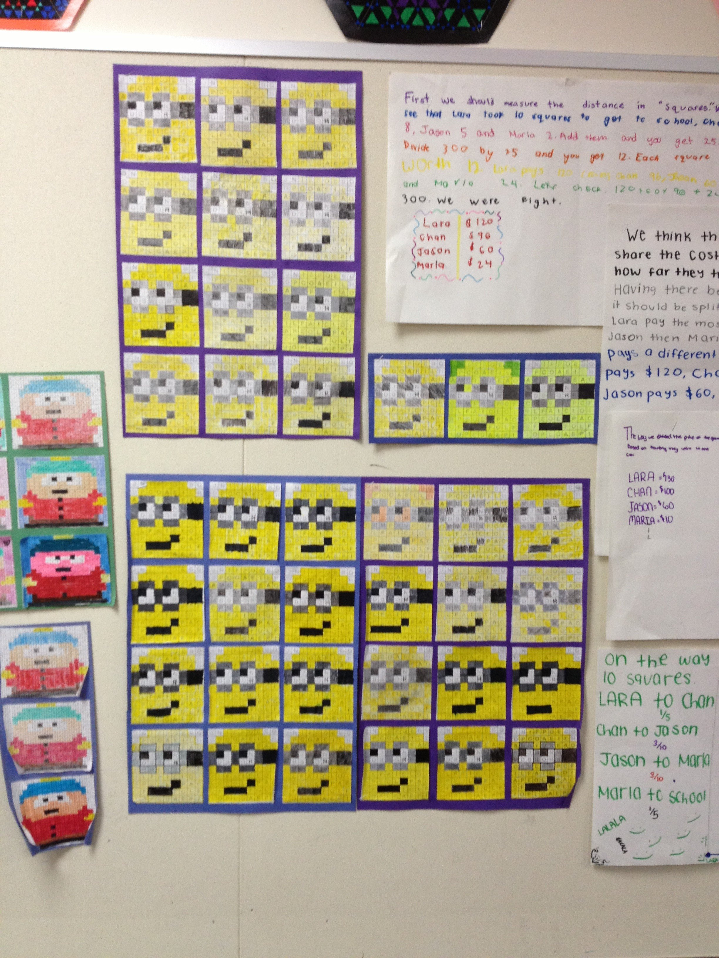 Minion – Exponent Review Search And Shade « Hoppe Ninja Math Also Exponent Review Worksheet Answers