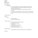 Monster Unit Lesson Plans Pertaining To Harassment Lesson Plans Worksheets