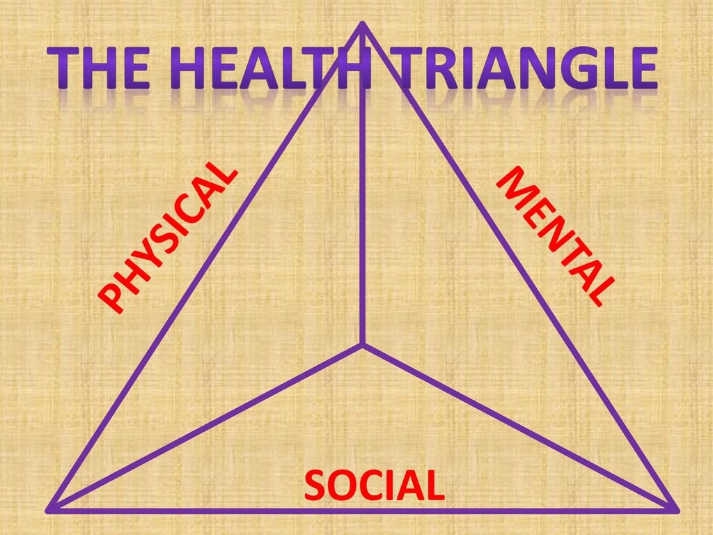 Ms Kelly 6Th Grade Health  Ppt Download Throughout Health Triangle Worksheet