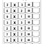 Multiplication – 5 Worksheets  Free Printable Worksheets – Worksheetfun Or Th Worksheets Printable