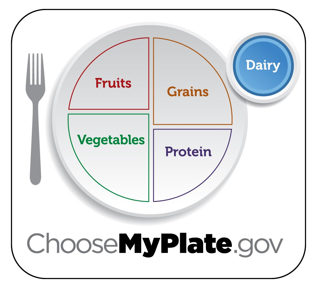Myplate Graphic Resources Throughout My Plate Gov Worksheet
