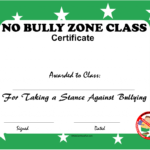 No Bullying Activities Posters Certificates Worksheets Within Free Bullying Worksheets