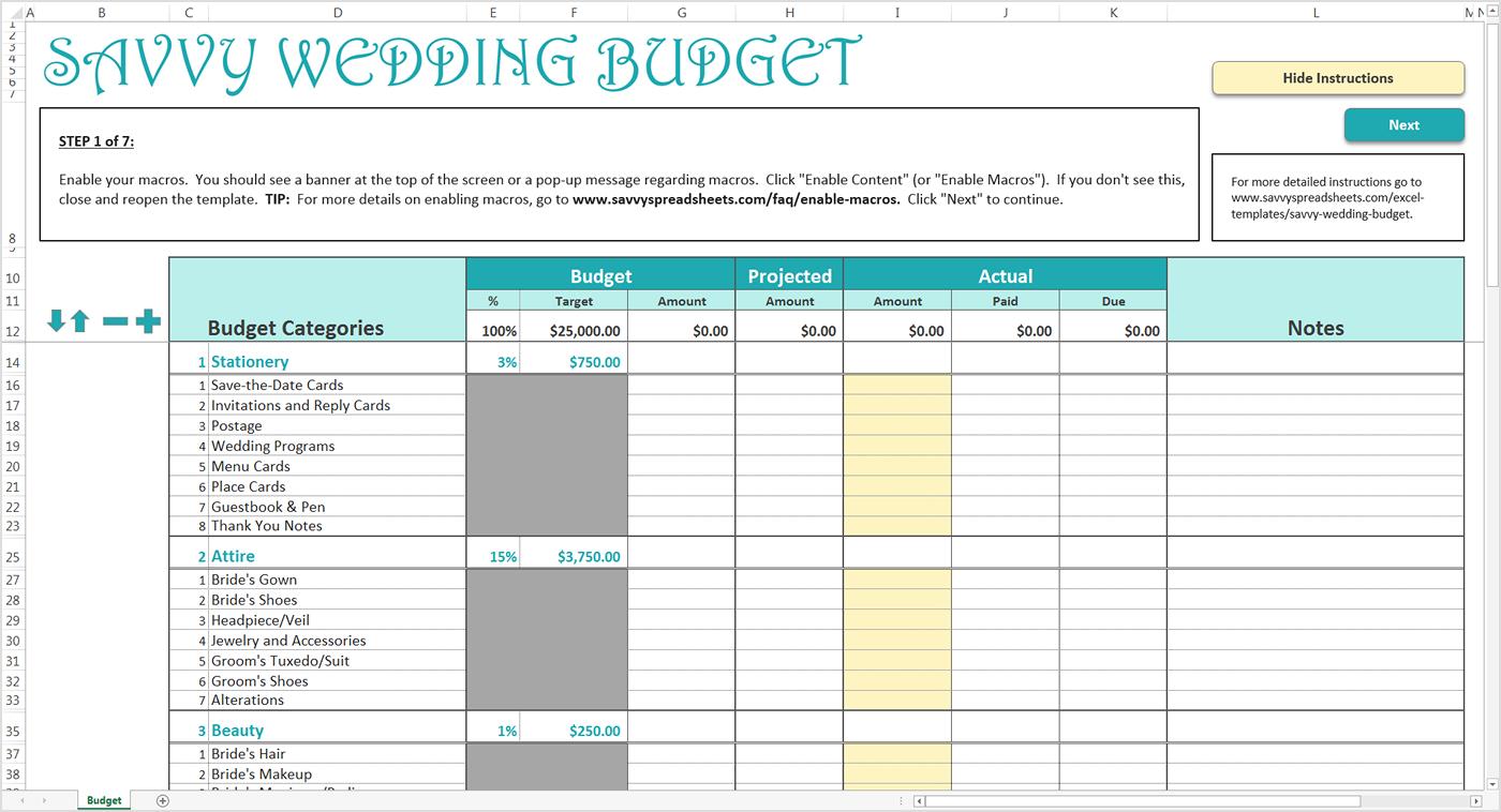 Planners Best Wedding Budget Worksheet For Wedding Planner Ideas For Wedding Budget Worksheet Template