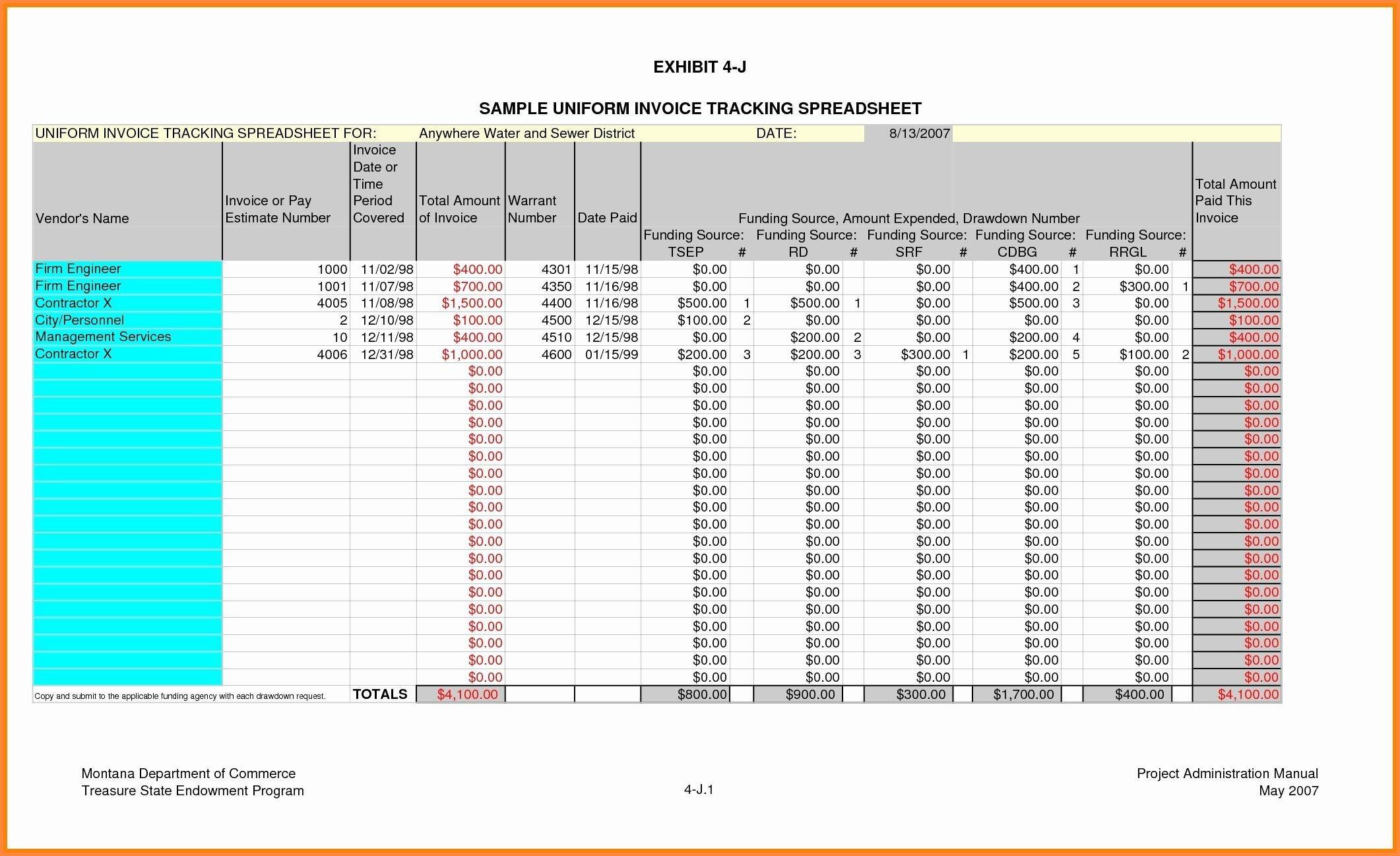 Po Tracking New Po Tracking Spreadsheet Of Inventory Spreadsheet ... Or Per Diem Tracking Spreadsheet