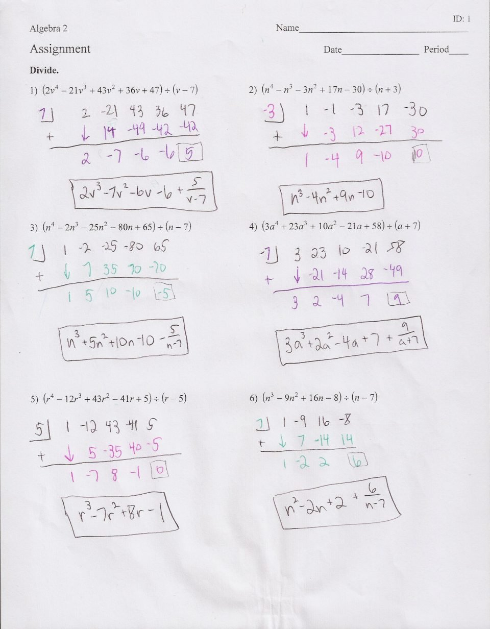 Polynomials Worksheet With Answers 2Nd Grade Math Worksheets With Regard To Adding Polynomials Worksheet Pdf