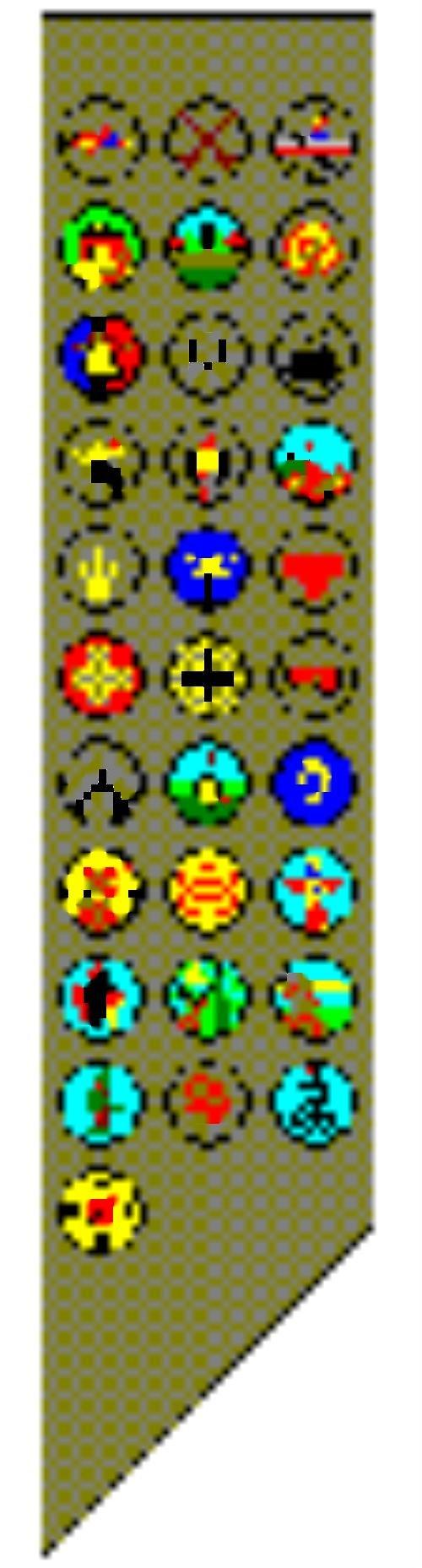 Public Merit Badges  Boy Scout Troop 50 State College Pennsylvania As Well As Chess Merit Badge Worksheet