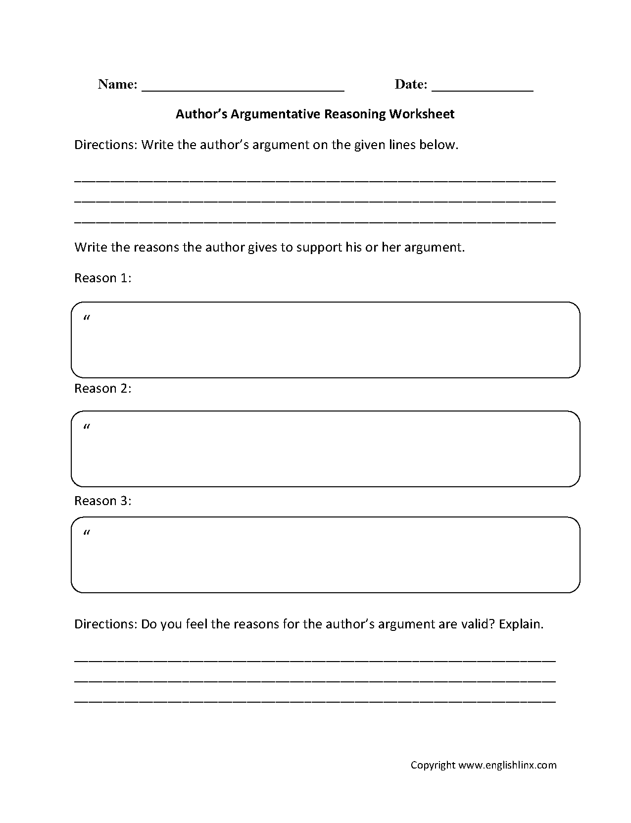 9Th Grade Reading Prehension Worksheets — Excelguider