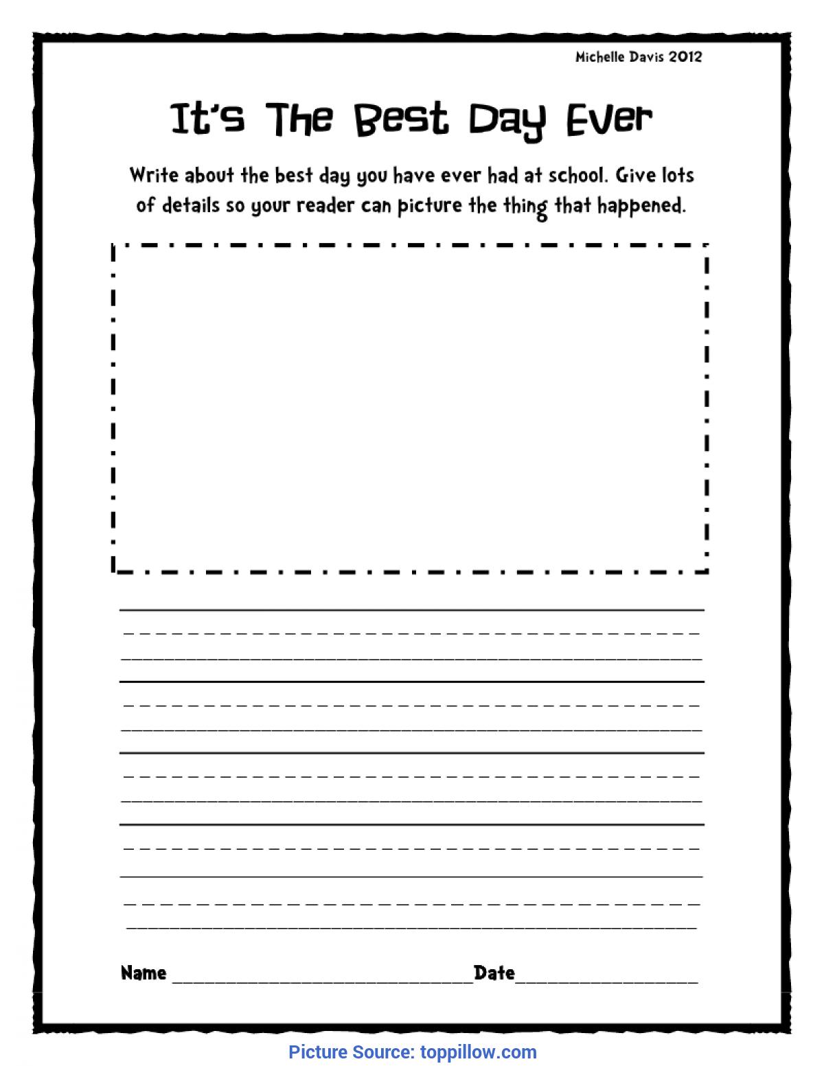 Regular 2Nd Grade Writing Activities Math Writing First Grade Pertaining To Second Grade Writing Activities Worksheets