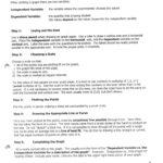 Scientific Method Worksheet  Briefencounters Or Scientific Method Worksheet Answer Key