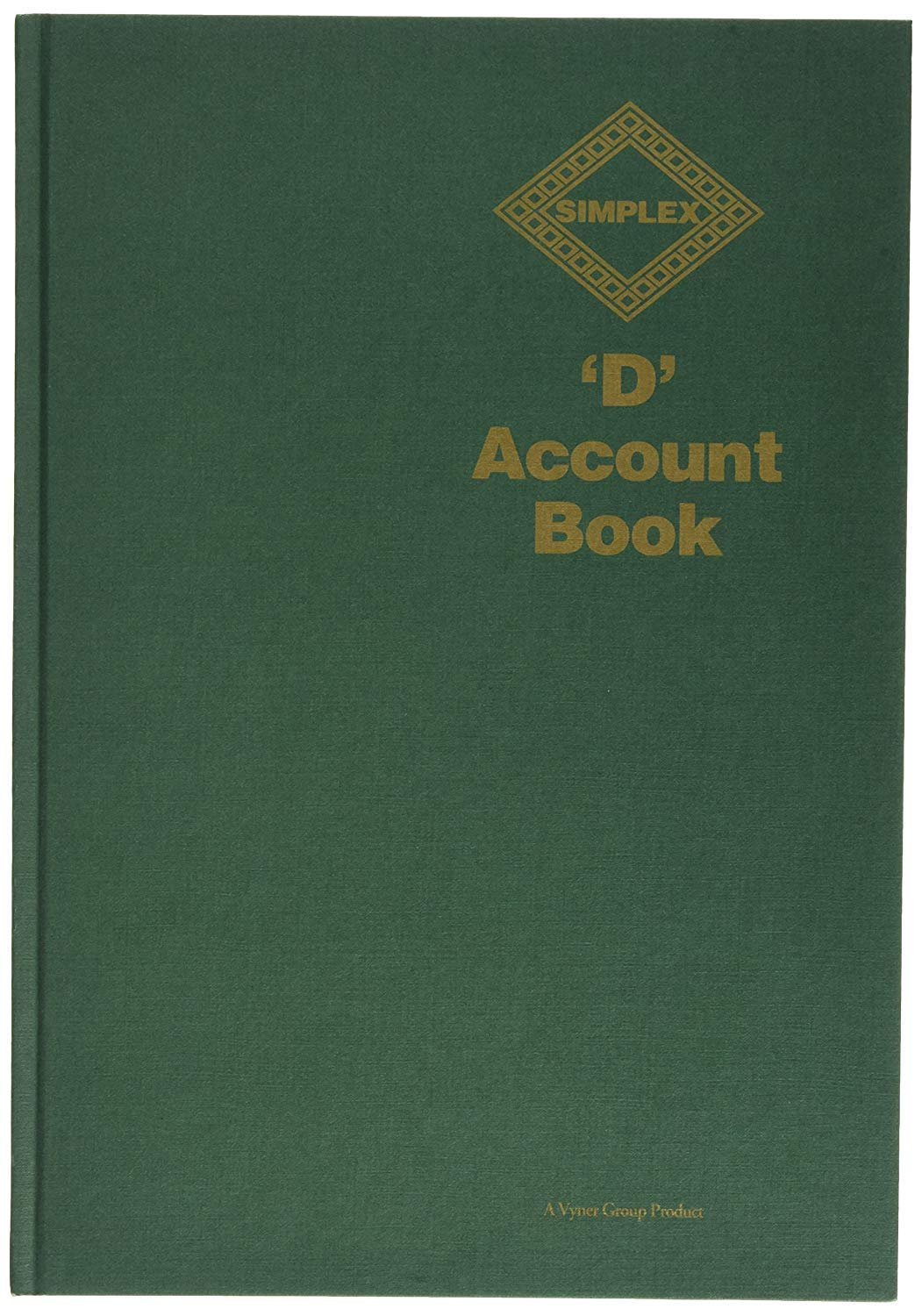 Simplex D Accounts Book - Green: Collins: Amazon.co.uk: Office Products Inside Simplex D Account Book Spreadsheet