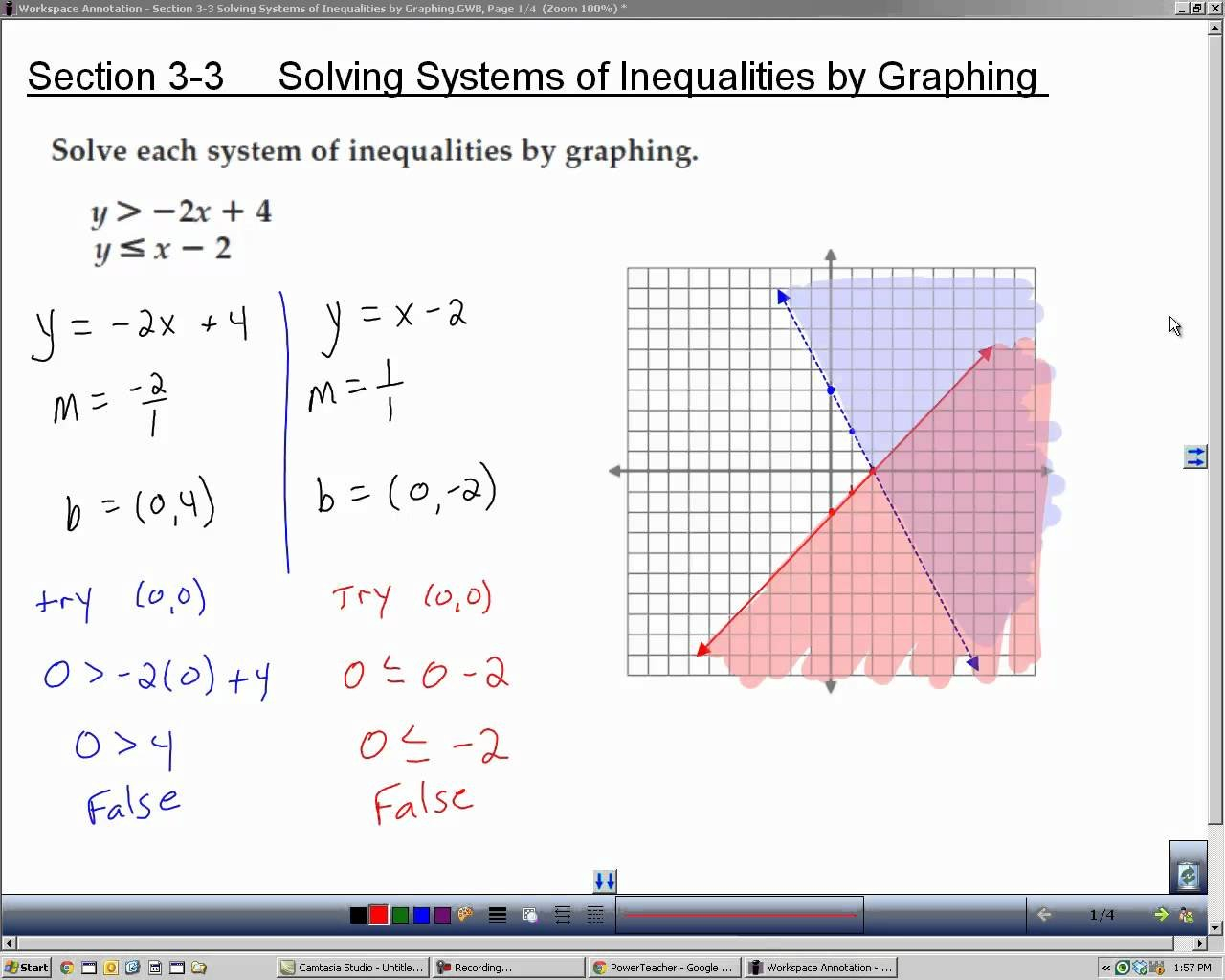 Sketch The Graph Of Each Linear Inequality Worksheet Answers At Also Systems Of Inequalities Worksheet