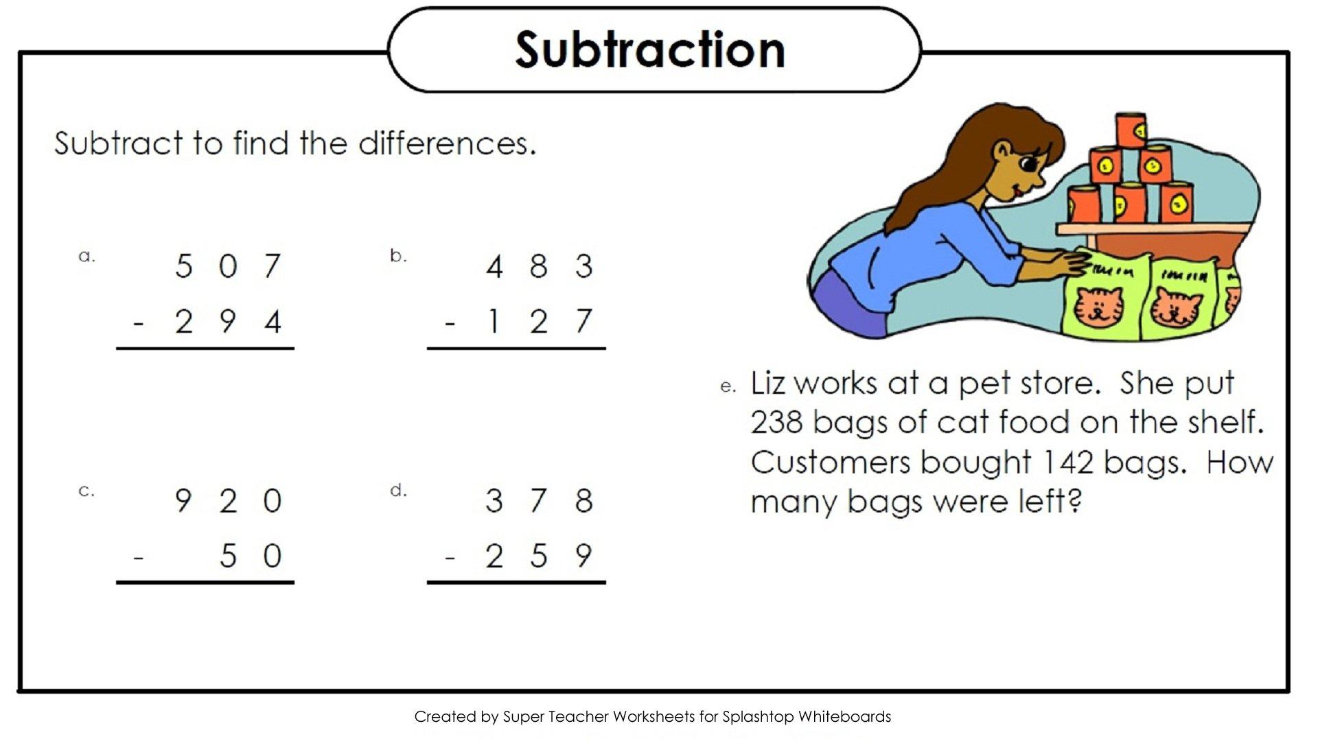 Splashtop Whiteboard Background Graphics With Super Teacher Worksheets Reading Comprehension