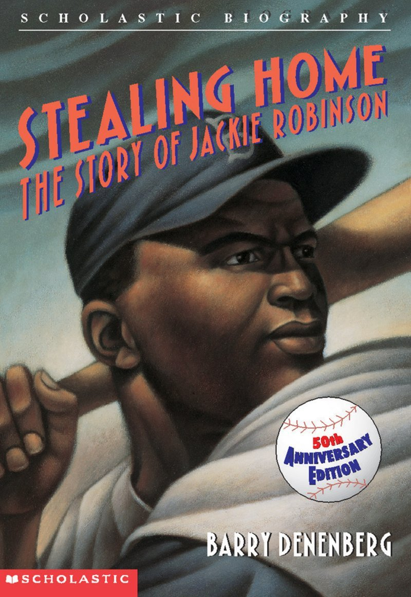 Stealing Homebarry Denenberg  Scholastic Or Jackie Robinson Worksheets 5Th Grade