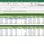 Tenant Sales Psf And Occupancy Cost Calculation In Excel   Youtube Regarding Realdatas Pro Spreadsheet